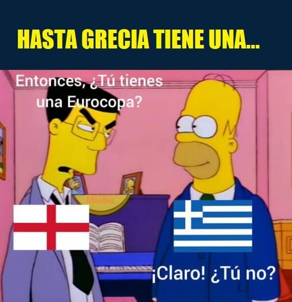 Memes Italia-Inglaterra Final Eurocopa 2021