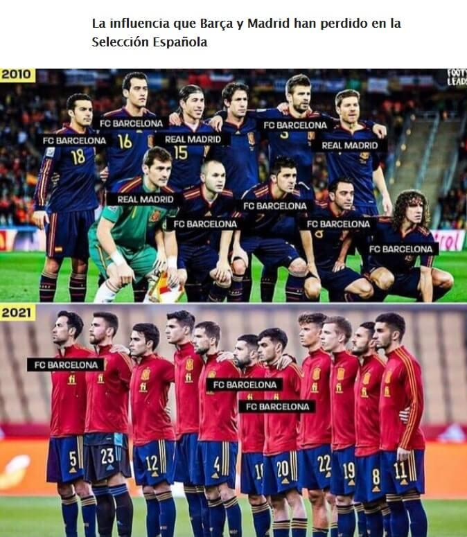 Memes Italia-España Semifinal Eurocopa 2021