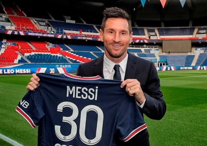 Messi ficha por el PSG