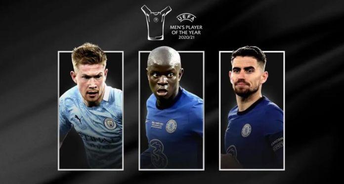 Los 3 Candidatos al UEFA Best Player 2021