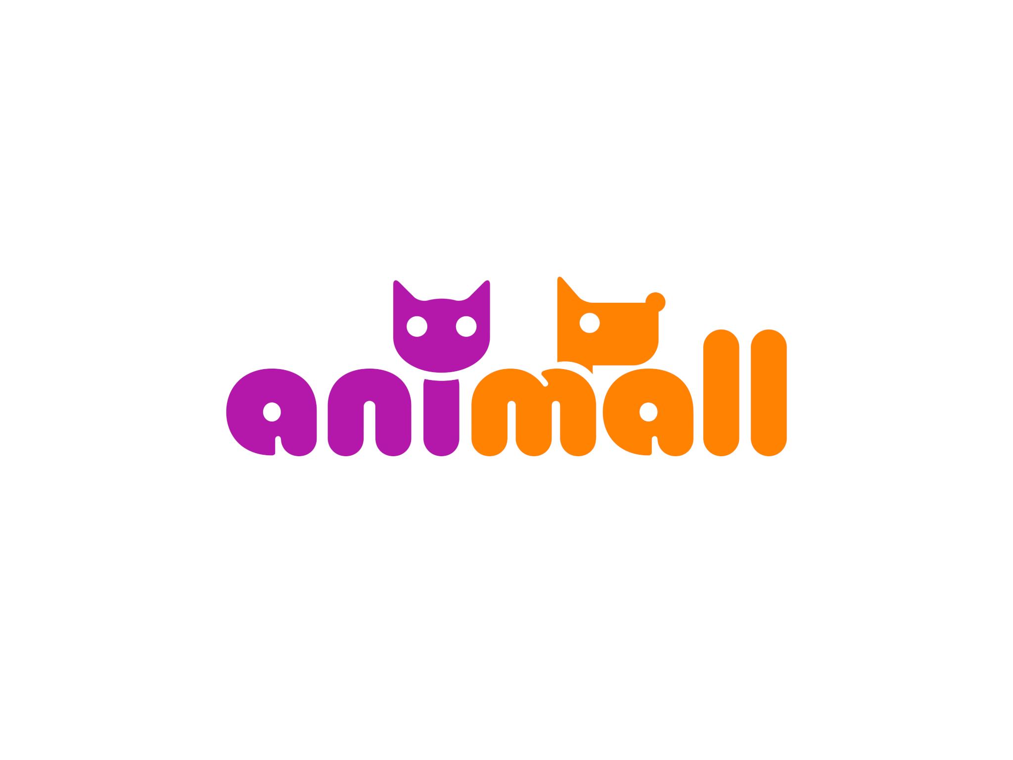 Animall Pet Store Logo