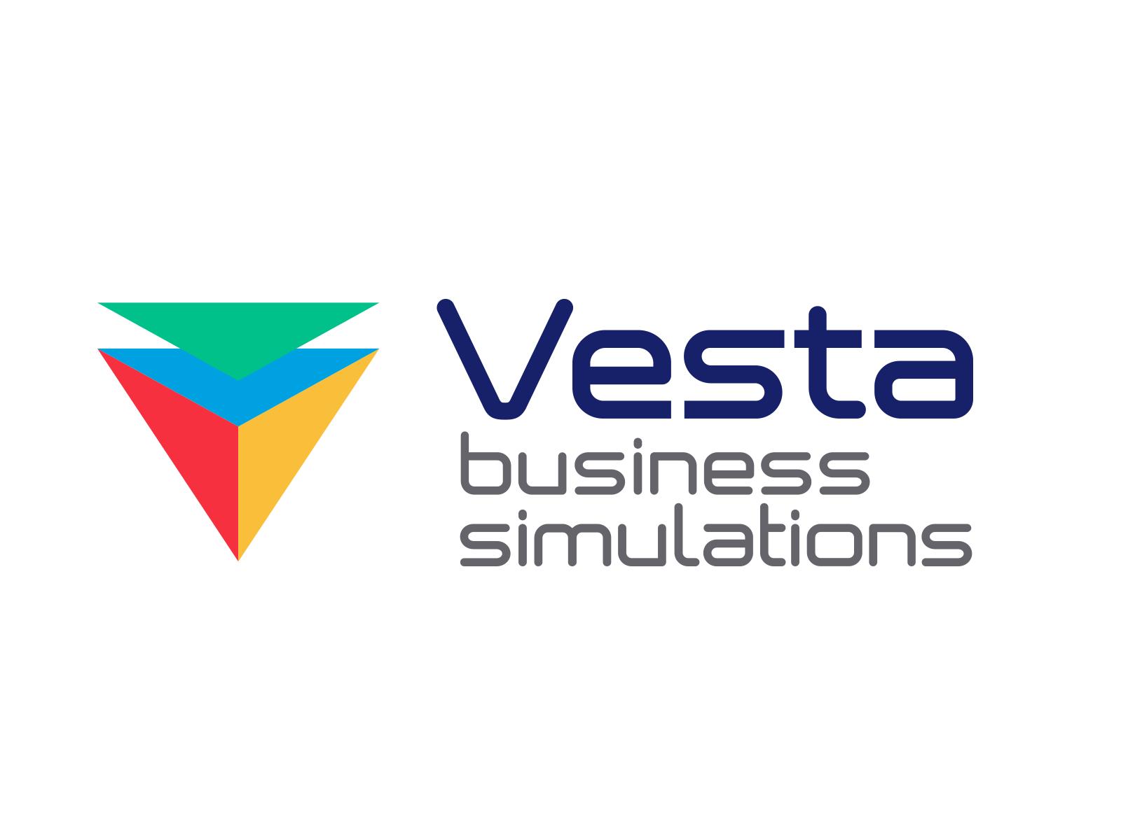 Vesta Business Simulations Logo