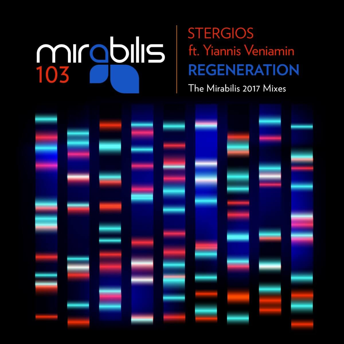 STERGIOS---REGENERATION-ft.-Yiannis-Veniamin-The-Mirabilis-2017-Mixes.