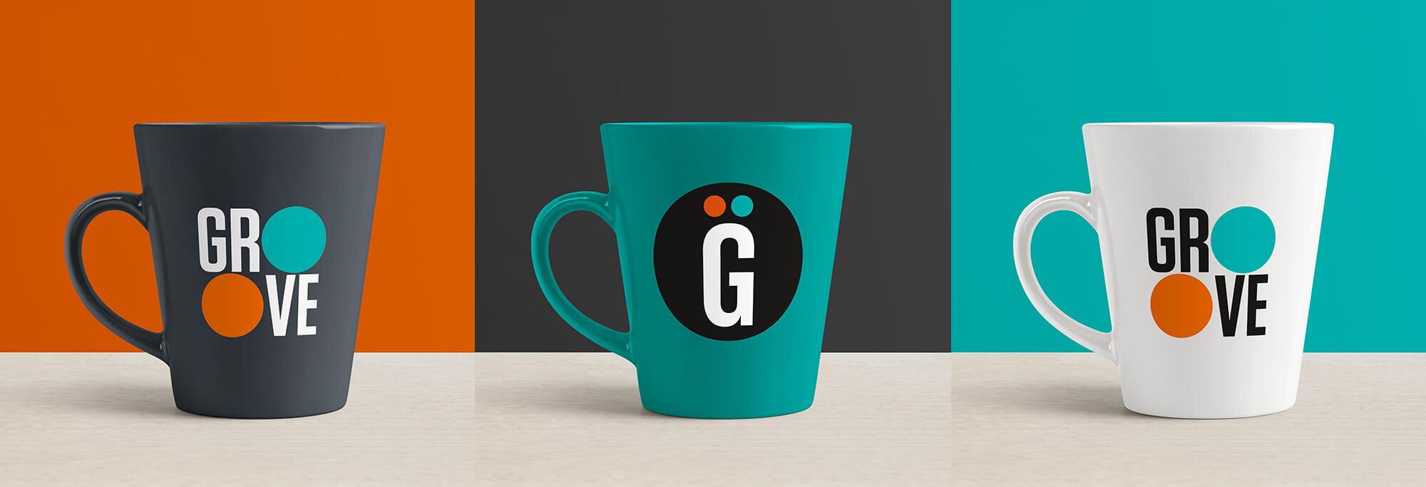 Groove-Mugs