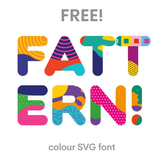 Fattern Font