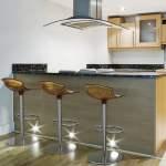 Neo 200042e Polycarbonate Swivel Bar Stool Stainless Steel Leg Neo Horeca Furniture
