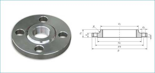 small resolution of din flanges