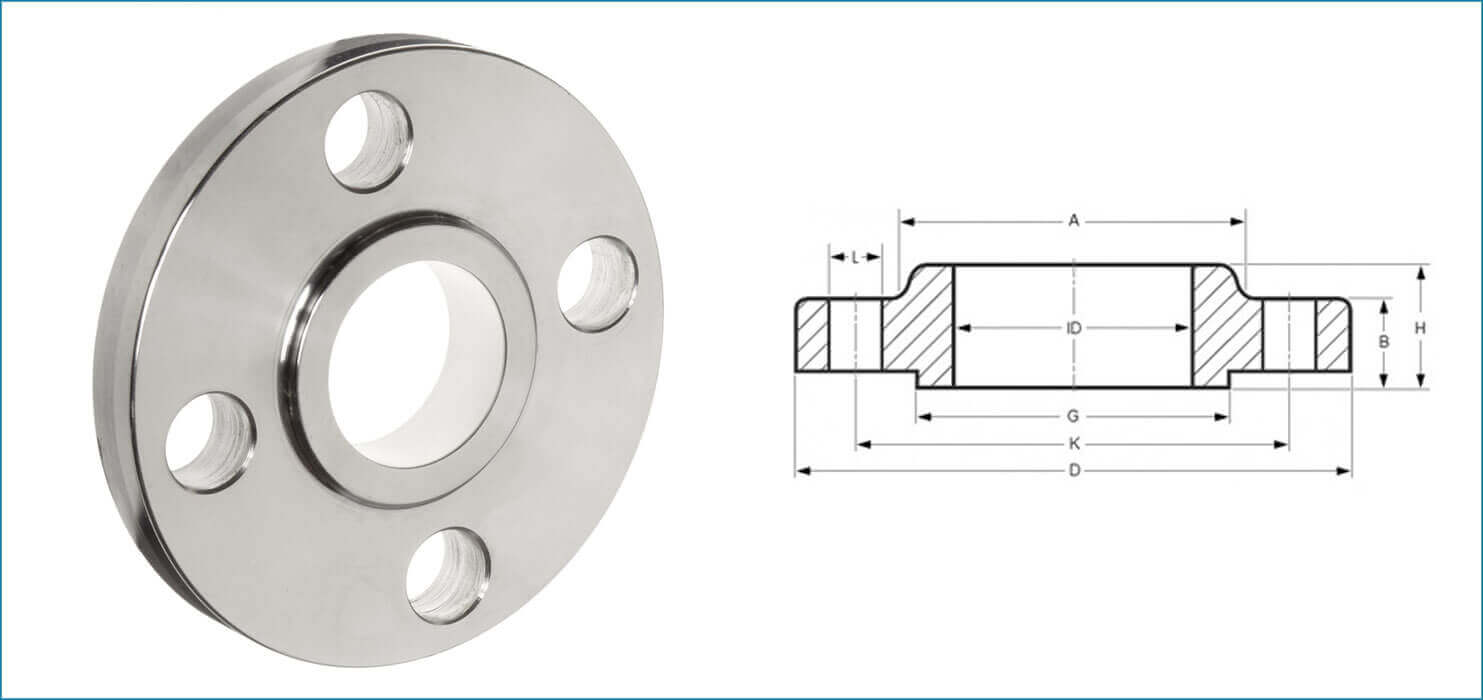 Tongue And Groove Flange Dimensions