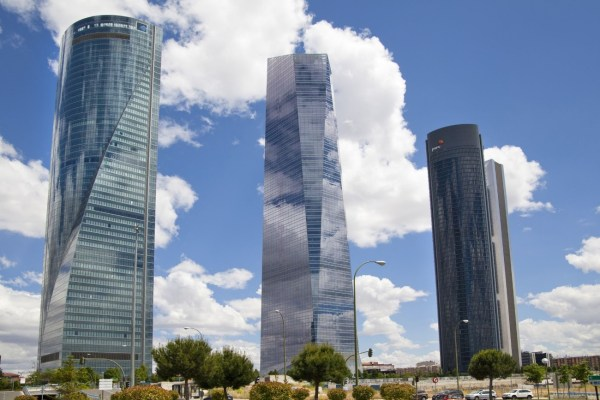Discover Architecture Of Madrid - Neokoncepts