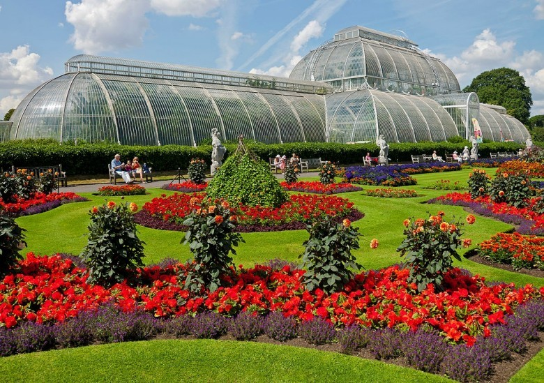 Royal Botanical Garden, Kew, England
