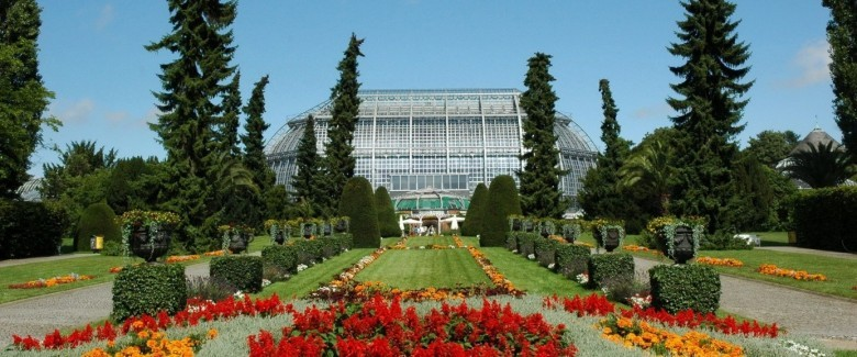 Berlin-Dahlem Botanical Garden and Botanical Museum, Berlin, Germany