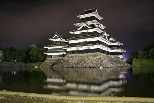Το Matsumoto και αυτό στην Ιαπωνία.
