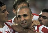 Olympiakos_Rafik Djebbour