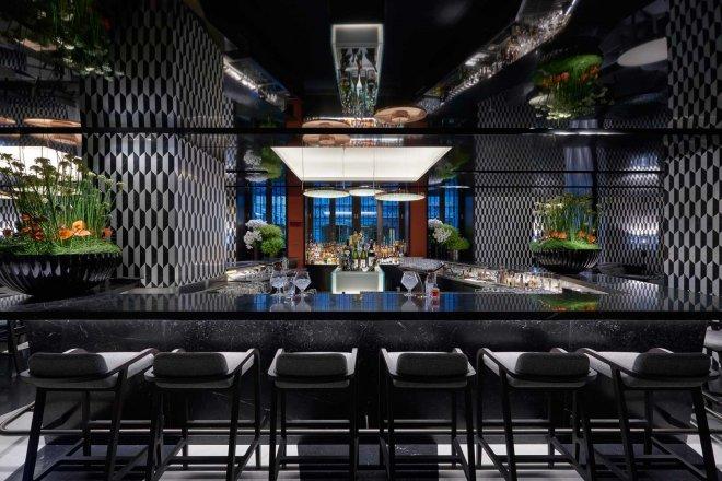 bar 8 at mandarin oriental - Places To Visit In Paris