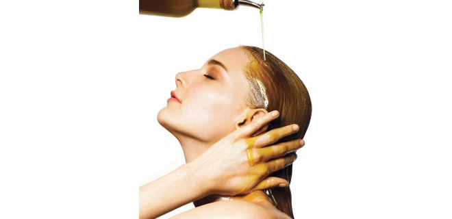 Tea tree oil and hair health
