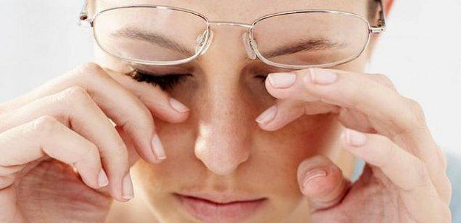 goz ovusturma - Symptoms And Treatment Of Conjunctivitis