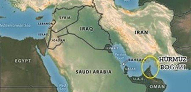 hurmuzbogazi1 - Important Straits and channels in the world
