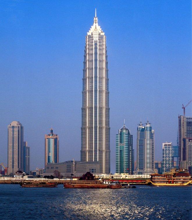 jin mao kulesi 001 - 15 The World's Tallest Building