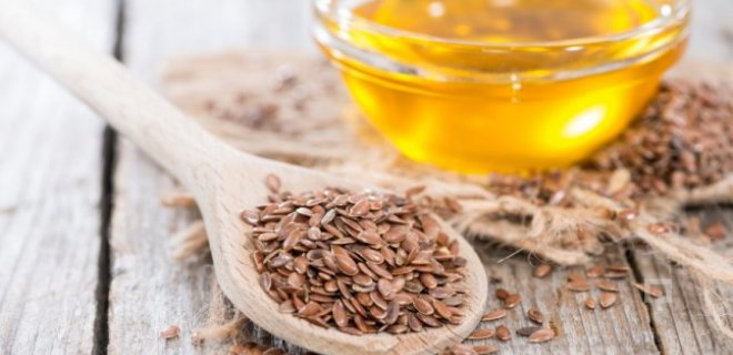 Flax seed and skin health