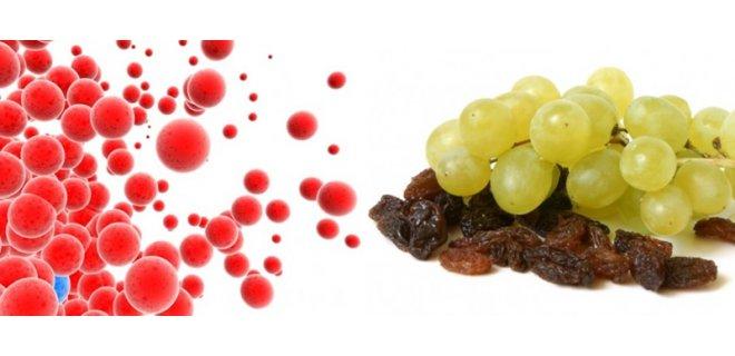 kuru uzumun kansizliga faydasi  001 - Benefits Of Raisins