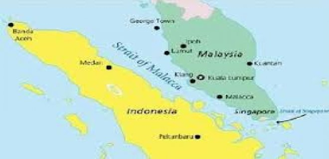 malakka - Important Straits and channels in the world
