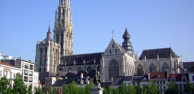 meryem ana katedrali  - Places To Visit In Belgium