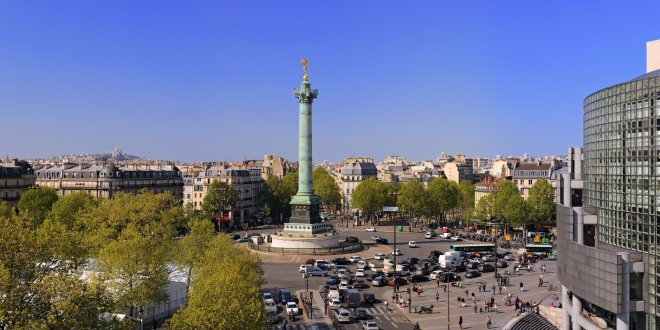place de la bastille - Places To Visit In Paris