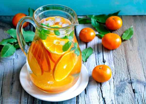 portakal detoks - Detox Juice Recipes! Both economical and healthy