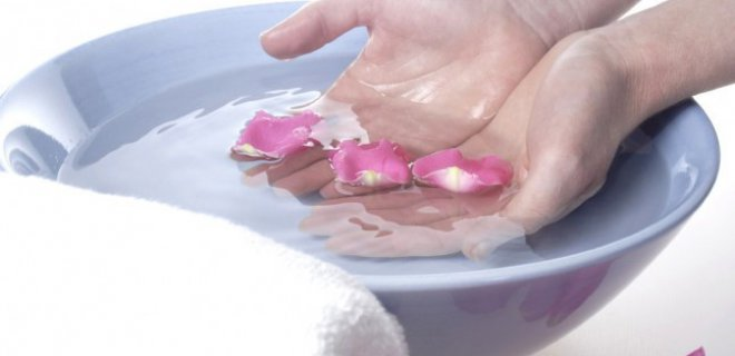 Rose Water Mask
