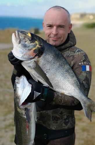 chasse sous marine sur mesure néoline
