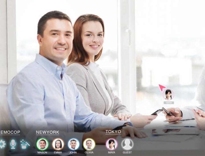 UI/UX Design for Interactive and Hybrid Remote Collaboration Platform