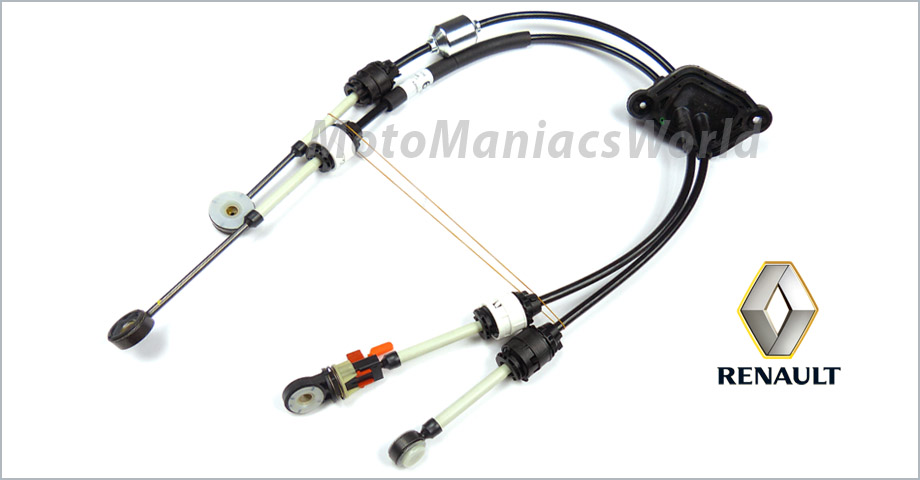 RENAULT MASTER 3 MK3 2010- Gear Box Linkage Control Cable