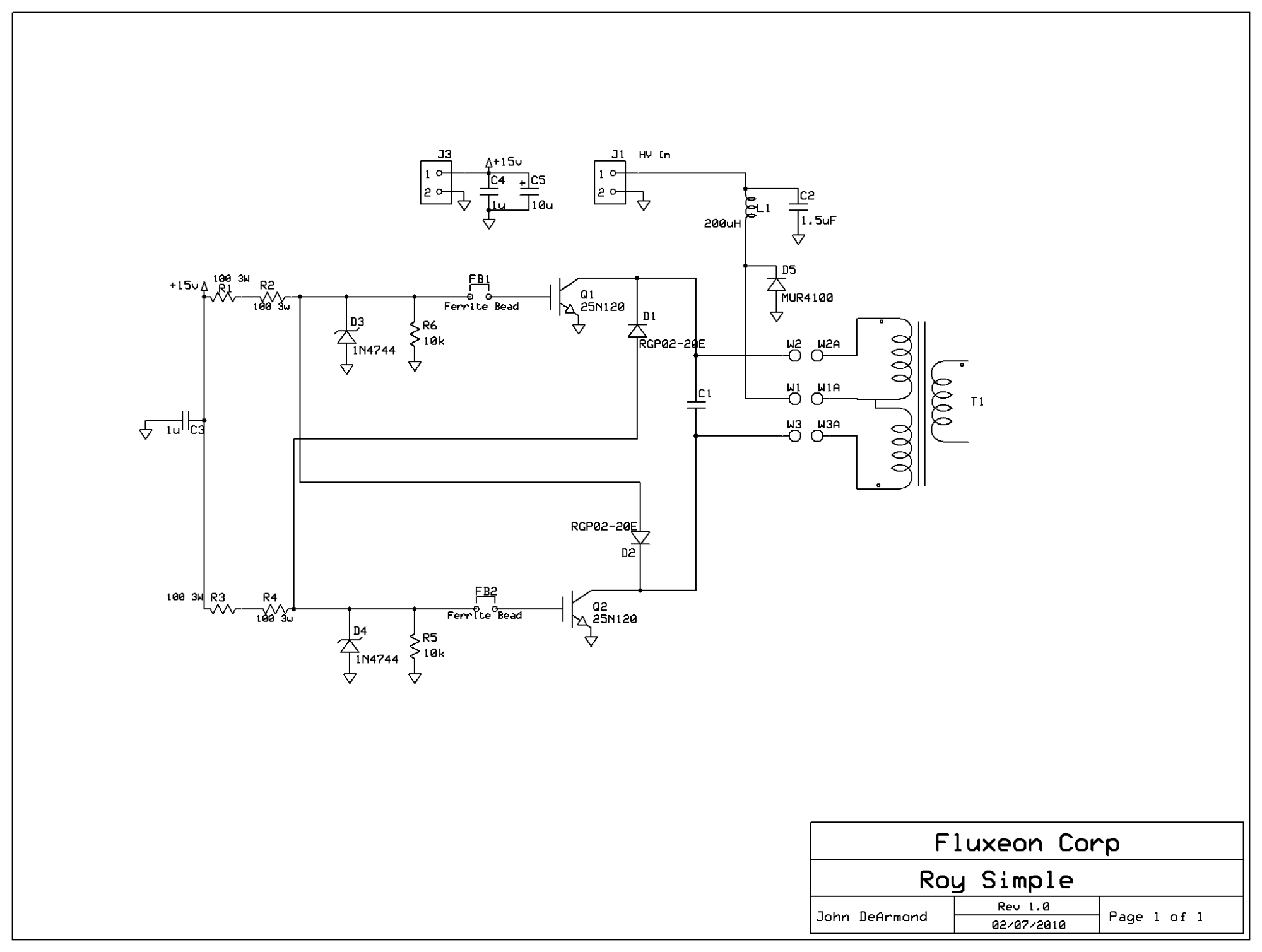 hight resolution of diagram of induction heater
