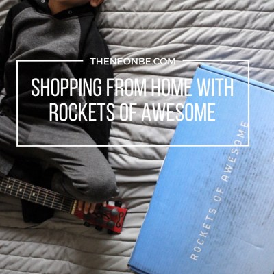 ROCKETS OF AWESOME- A BIG BOX OF STYLISH KIDS CLOTHING RIGHT TO YOUR DOOR STEP!