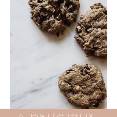 Sunday Baking- A Delicious Breakfast Cookie Recipe