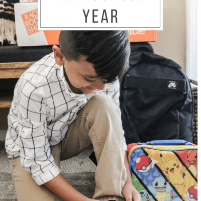 5 Ways To Prepare Your Child For The New School Year