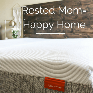 Rested Mom = Happy Home