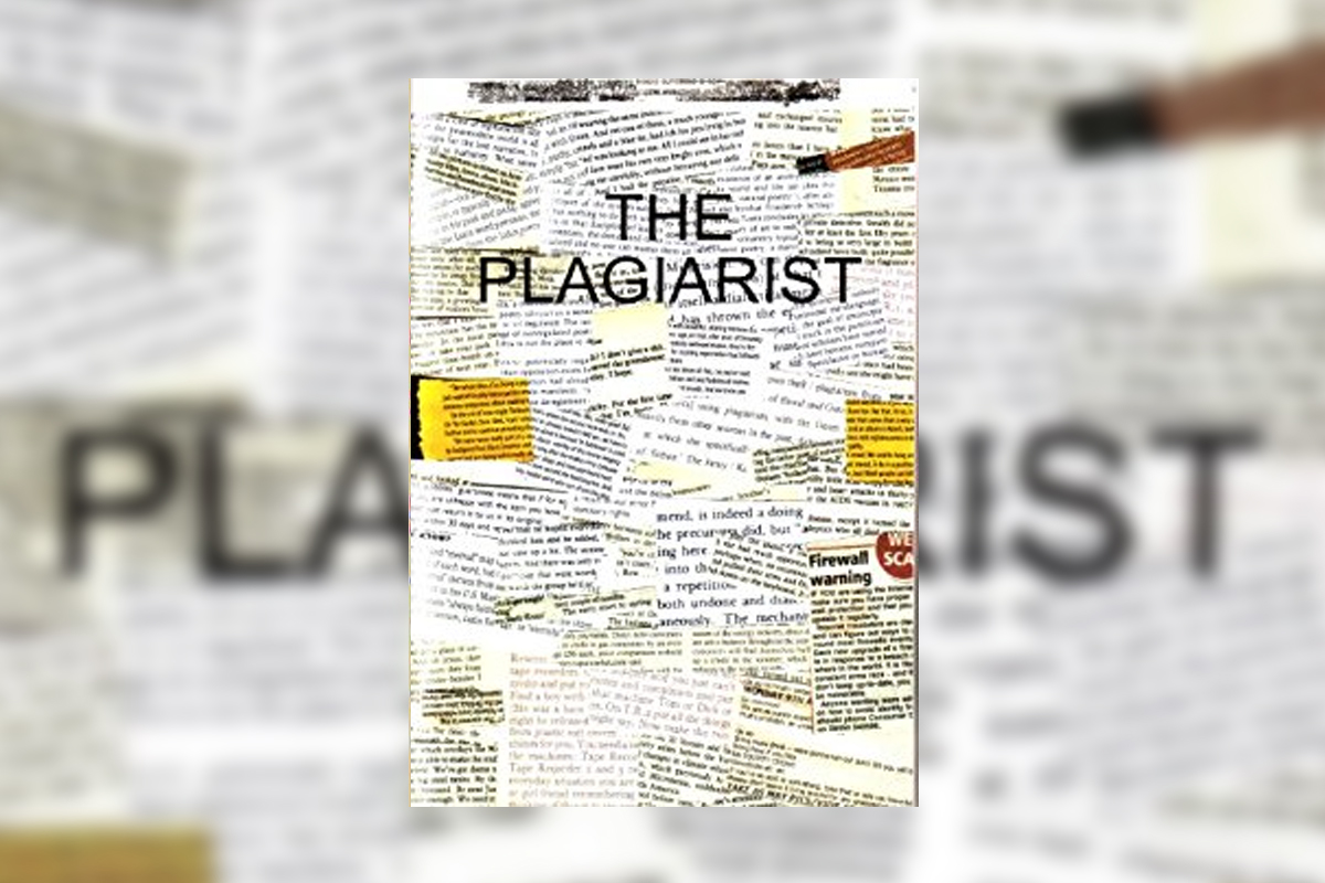"""Review: """"The Plagiarist"""" by Christopher Nosnibor"""
