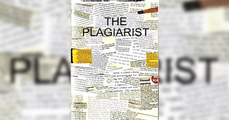 "Review: ""The Plagiarist"" by Christopher Nosnibor"