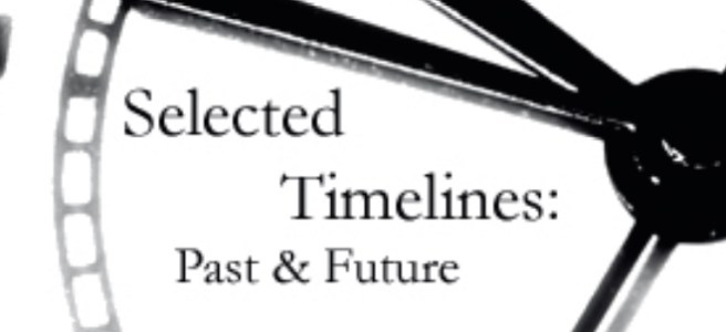 """""""Selected Timelines"""" by Holly Jensen"""