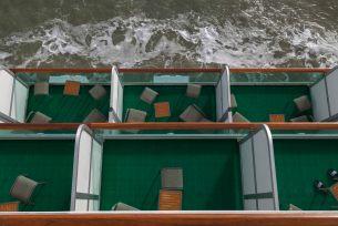 Azura A610 Balcony View