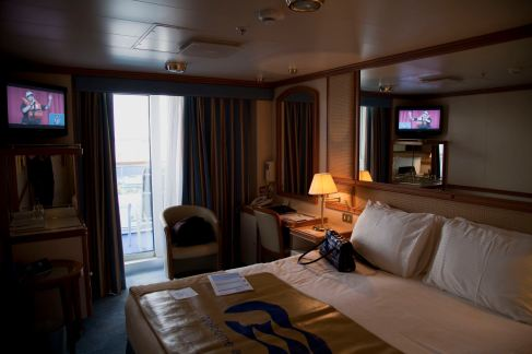 Crown Princess Room R209