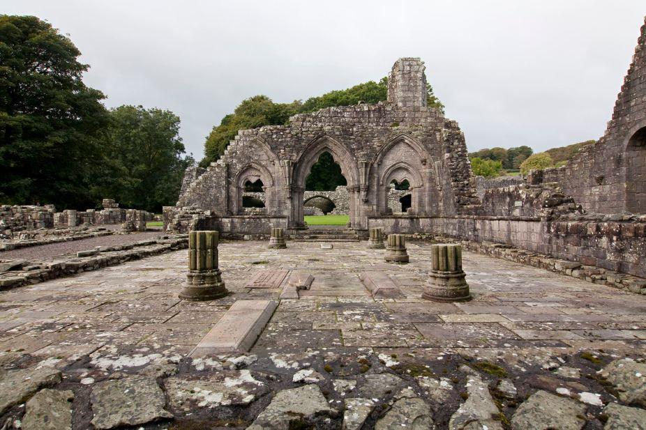Dundrennan Abbey