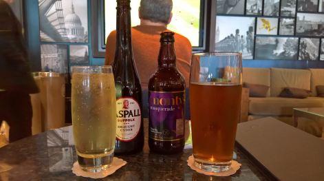 Brodie's Bar Drinks