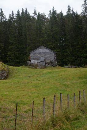 Aurlandsvangen, Wooden Building