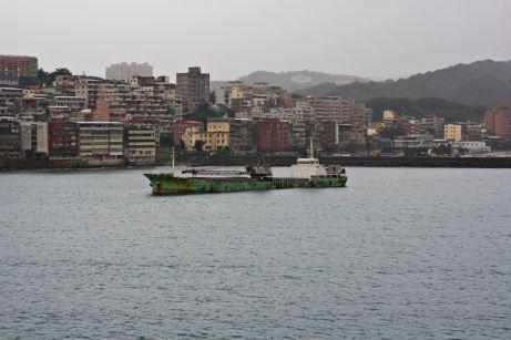 Keelung Port, Ship