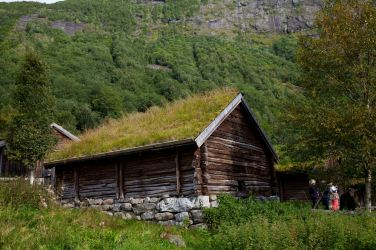 Traditional Norwegian House