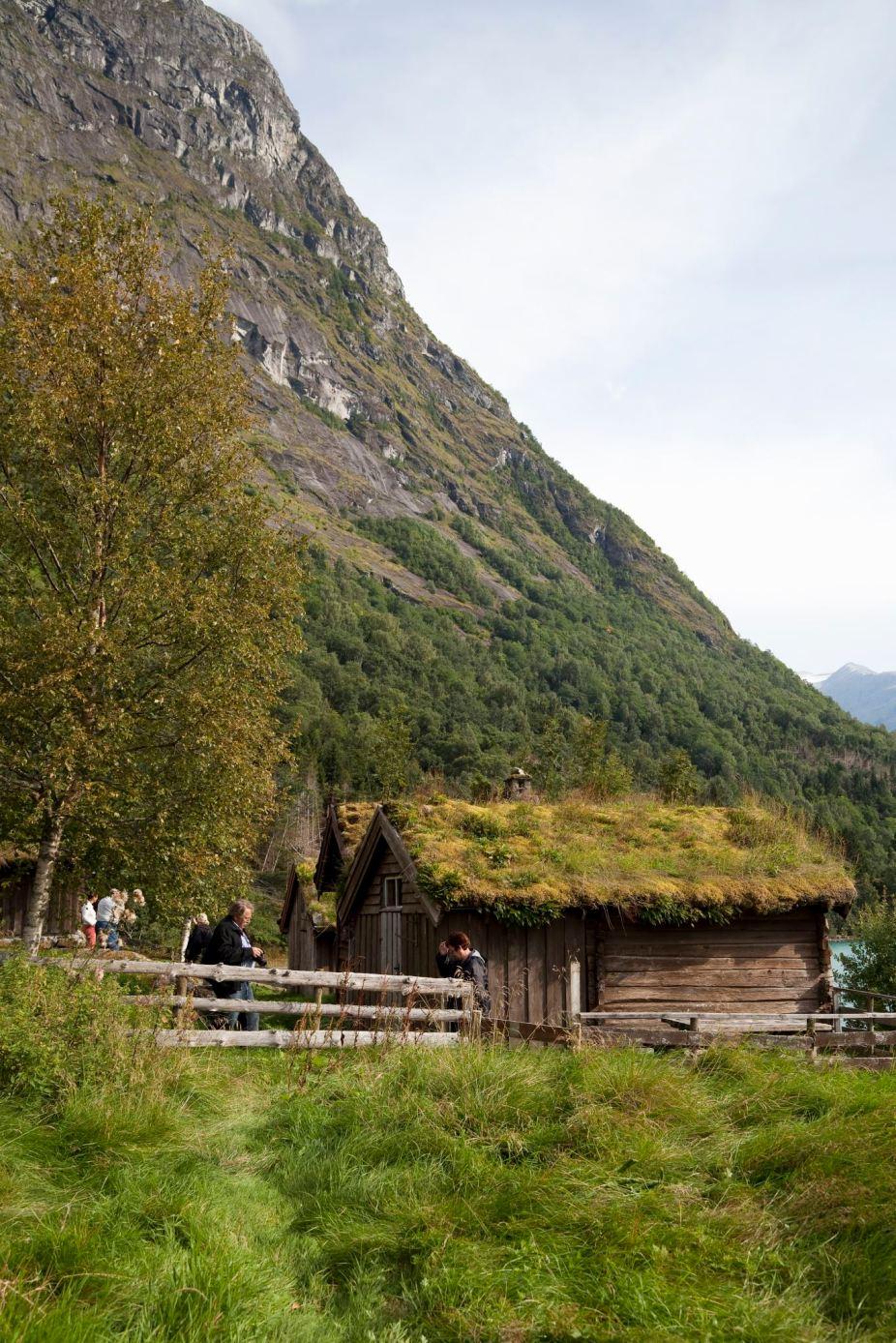 Traditional Norwegian Houses