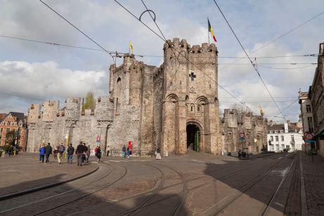 Outside The Castle