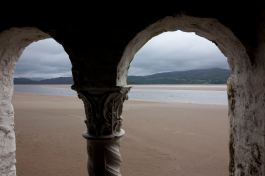 Portmeirion Beach